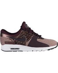 sale retailer b68cf c1fe0 Nike - Womens Air Max Zero - Lyst
