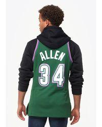 online store 2a49e 87305 Ray Allen Nba Swingman Jersey
