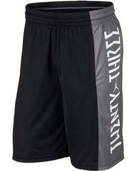 5b199c0803a Nike Retro 11 Basketball Shorts in White for Men - Lyst