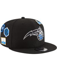 quality design f8d98 f94f8 KTZ Orlando Magic Hwc Old Cool 9fifty Snapback Cap in Blue for Men - Lyst