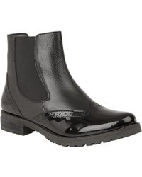 Lotus - Brianza Womens Chelsea Boots - Lyst