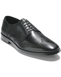 Cole Haan - Jefferson Grand Wing Oxford Mens Shoes - Lyst