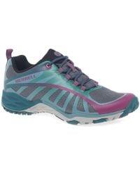 Merrell - Siren Edge Q2 Womens Hiking Shoes - Lyst