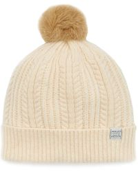 Joules - Bobble Hat - Lyst