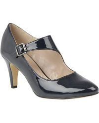 Lotus - Laurana Womens Court Shoes - Lyst