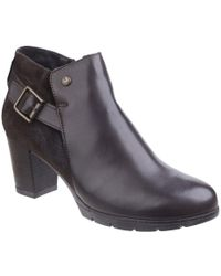 Hush Puppies - Rocki Nolive Womens Casual Ankle Boots - Lyst