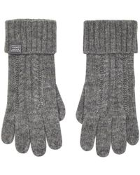 Joules - Knitted Gloves - Lyst