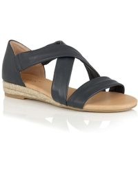 Lotus - Arielle Womens Open Toe Sandals - Lyst