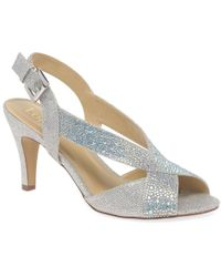 Lotus - Anya Womens Dress Sandals - Lyst