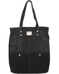 Fly London - Kolm Womens Classic Leather Suede Shoulder Bag - Lyst