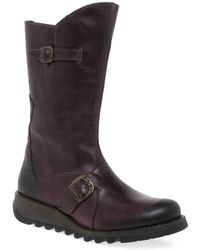 Fly London - Mes 2 Womens Calf Length Boots - Lyst