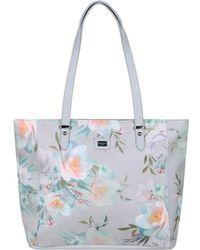 David Jones - Bay Womens Floral Shoulder Bag - Lyst