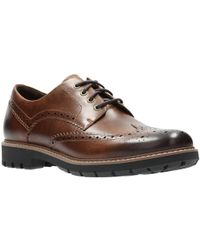 Clarks - Batcombe Wing Mens Brogues - Lyst