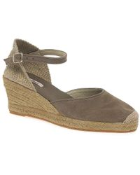 Toni Pons - Lloret Ladies Wedge Heeled Espadrilles - Lyst