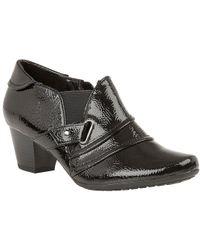 Lotus - Aldane Womens High Cut Court Shoes - Lyst