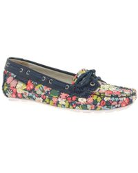 Sebago - Bala Liberty Womens Casual Slip On Shoes - Lyst