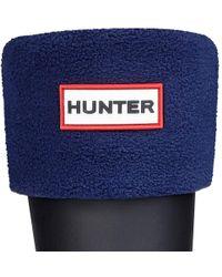 HUNTER - Welly Boot Socks - Lyst