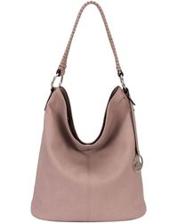 dff37384dff6 Givenchy Hdg Sandy Mini Leather Bag - Lyst