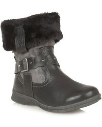 Lotus - Roxana Womens Casual Ankle Boots - Lyst