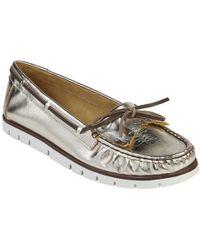 Lotus - Vanda Womens Casual Deck Shoes - Lyst