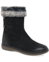 Charles Clinkard - Annalee Womens Casual Ankle Boots - Lyst