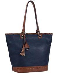 Charles Clinkard - Napoli Womens Shoulder Bag - Lyst