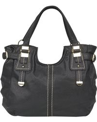 Lotus - Midler Ladies Large Black Handbag 1254 - Lyst