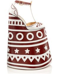 Charlotte Olympia - I Joined The Circus - Lyst