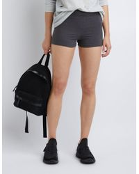 Charlotte Russe - High-rise Bike Shorts - Lyst