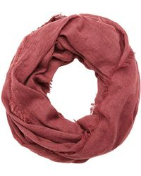 Charlotte Russe - Lightweight Infinity Scarf - Lyst