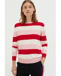 Chinti & Parker - Pink Cashmere Day Dreamer Sweater - Lyst