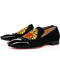 louboutin men trainers - Shop Men's Christian Louboutin Shoes   Lyst