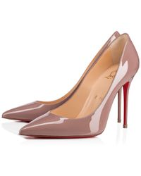 Christian Louboutin - Decollete 554 - Lyst