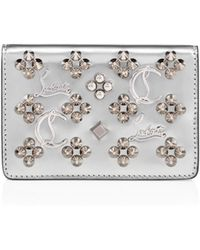 Christian Louboutin - Loubeka Business Card Case - Lyst