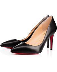 Christian Louboutin - Pigalle Follies Nappa Shiny - Lyst