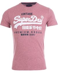 Superdry - Duo T-shirt - Lyst