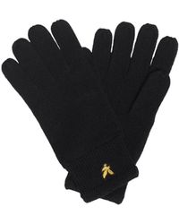Lyle & Scott - Ribbed Gloves - Lyst