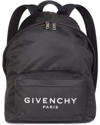 ec59c45aa4 Givenchy  paris  Drawstring Backpack in Black for Men - Save ...