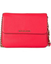 Michael Kors - Bedford Cross-body Bag Coral Reef - Lyst