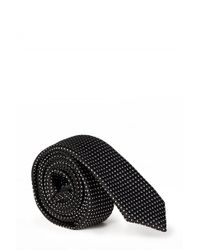 Dolce & Gabbana - Jacquard Tie Black - Lyst
