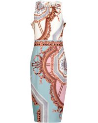 Ted Baker - Versailles Sheath Dress - Lyst
