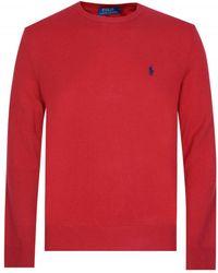 Ralph Lauren - Loryelle Knitwear Sweatshirt - Lyst