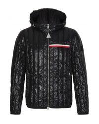 Moncler - Diren Jacket Black - Lyst