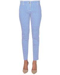 Armani - Jeans Women's Optical Trousers - Lyst