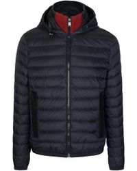 BOSS - Dawood Quilted Jacket - Lyst