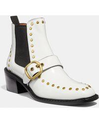 4cd3a4ca16703 Shop Women s COACH Ankle boots Online Sale