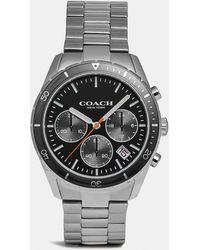 COACH - Thompson Sport Watch, 41mm - Lyst