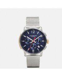 COACH - Bleecker Slim Watch, 42mm - Lyst