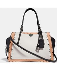 COACH - Dreamer With Rivets - Lyst