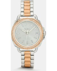 COACH - Tatum Watch, 34mm - Lyst